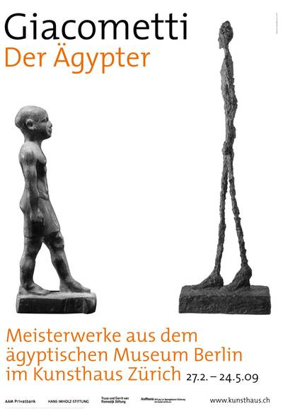 affiche Giacometti
