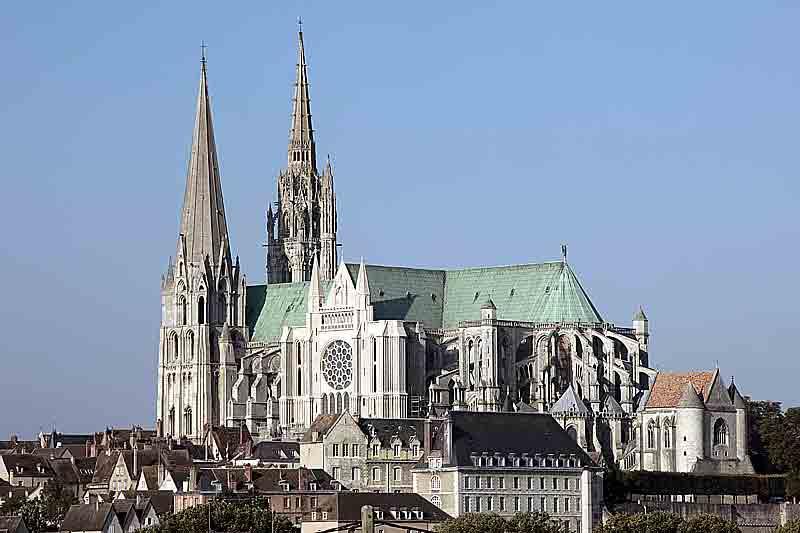 Cathedrale-de-Chartres