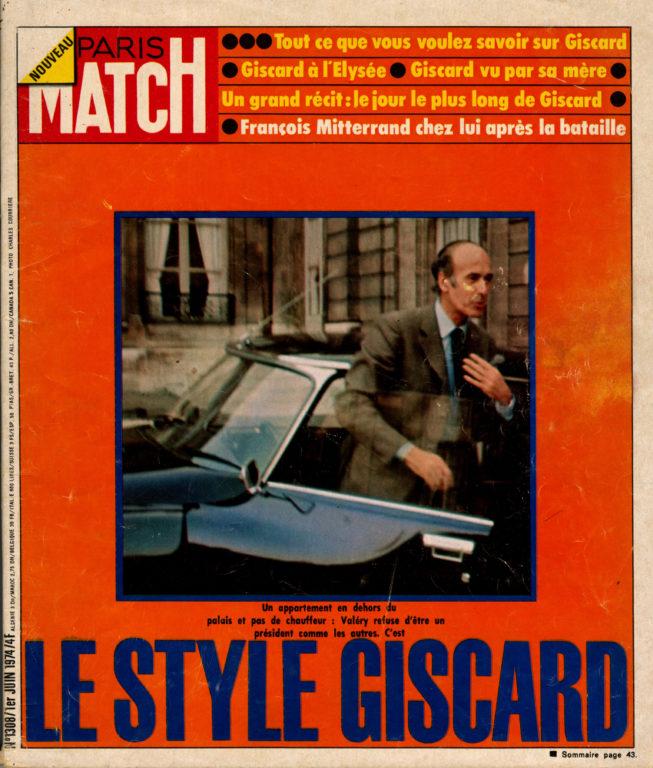 Image of Malraux au Japon en 1973. Déclaration de Malraux sur les élections occidentales. «Paris-Match», 1er juin 1974, p. 60.