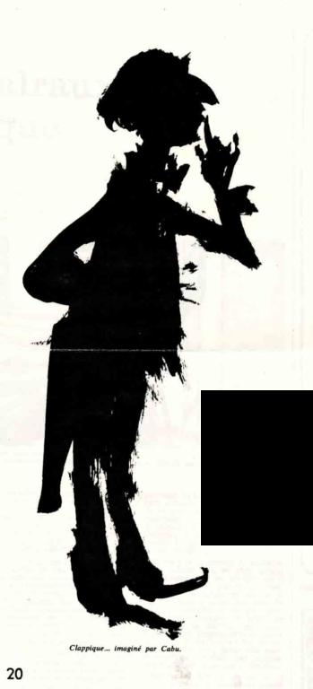 Image of Art. 248, juillet 2019 | document • Henri Muller: «La rencontre de Malraux et du baron Clappique», «Figaro Littéraire», 15 juillet 1968, n° 1158, p. 20-21.