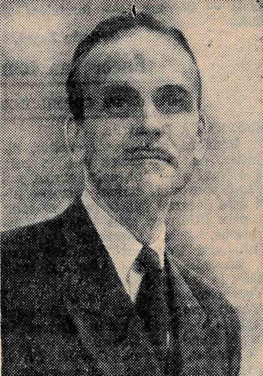 Image of André Alter: «Cinq minutes avec… Julien Segnaire», «Le Figaro littéraire», n° 483,  23  juillet 1955, p. 4.