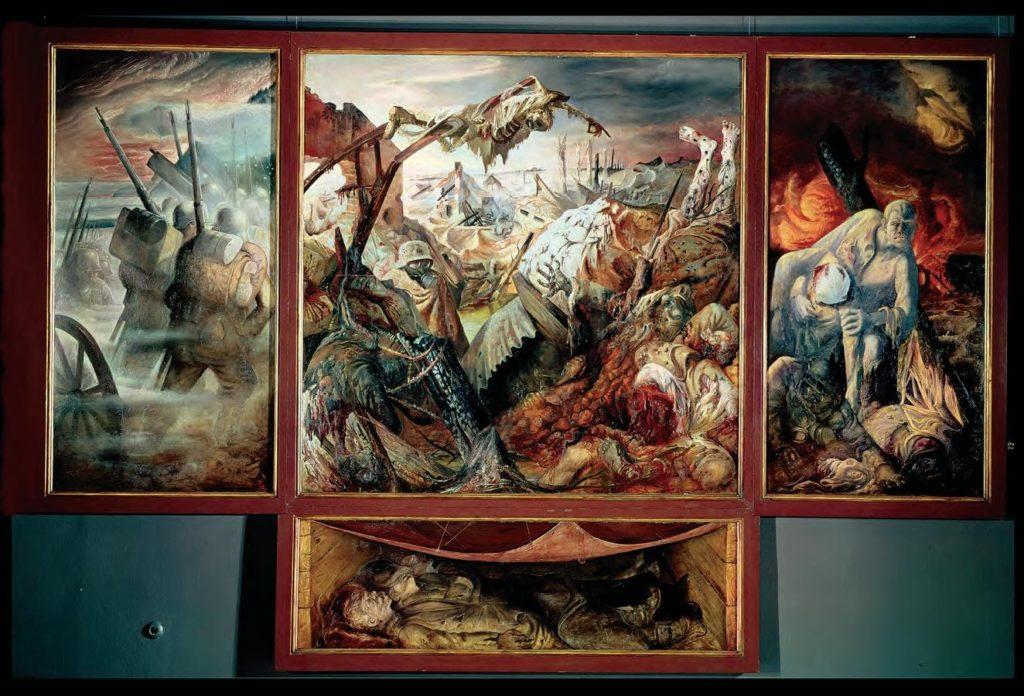 """Image of Art. 266, janvier 2021 • Françoise Theillou : «Père et fils dans """"Les Noyers de l'Altenburg""""». – Inédit."""